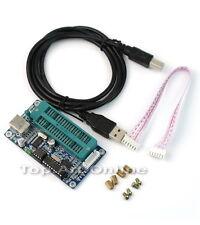 USB PIC Develop Microcontroller Programmer Programmiergerät K150 ICSP + 2x Kabel