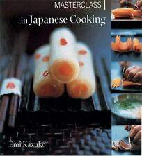 Masterclass in Japanese Cooking-ExLibrary