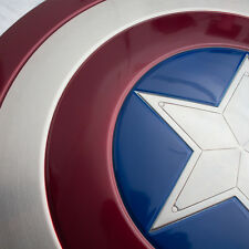 Captain America Metal Shield 1/1 FULL Metal Prop Replica with Stand NEW IN STOCK