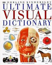 Ultimate Visual Dictionary DK Publishing Hardcover