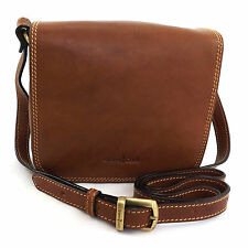 Gianni Conti Flap Front Shoulder Bag -Style: 913183 Made in Italy BNWT