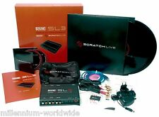 RANE SERATO SL3 DIGITAL DJ INTERFACE, VINYL, CD, SCRATCH LIVE, SL 2 Auth. Dealer