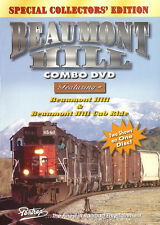 Beaumont Hill Combo New DVD Southern Pacific Video