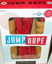 Outdoor girls boys playground toys games long Jump Rope stocking stuffer Xmas