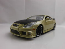 Maisto All stars 1:24 2003 Toyota Celica GTS Modified JDM car replica model