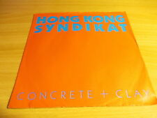 80er Jahre - Hong Kong Syndikat - Concrete + Clay