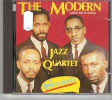 (GM183) The Modern Jazz Quartet, Sessions - 1988 CD