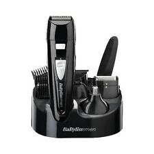 New BaByliss BA-7056CU for Men 8-in-1 All Over Hair Grooming Clipper set Kit