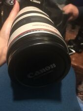 CANON 100-400MM L SERIES 1:4. 5-5.6 IS USM tele lens