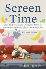 Screen Time: How Electronic Media--From Baby Videos to Educational Software--Aff