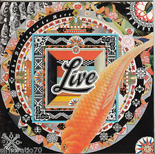 LIVE The Distance to Here CD with hidden bonus track