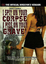 Various-I Spit On Your Corpse, I Pisson Your Grave: Official Director`S  DVD NEW