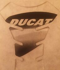 DUCATI MONSTER MOTORCYCLE TANK PROTECTOR PAD CLEAR PROTECK MADE IN ITALY