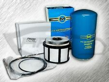 7.3L TURBO DIESEL 1 OIL FILTER & 1 FUEL FILTER (NO CAP) KIT FOR FORD - AMAZING