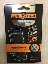 Gadget Guard Screen Protector for Samsung Galaxy S7 Edge - Original Edition