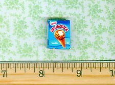 DOLLHOUSE Miniatures  Size Ice Cream Cone Treat  Box