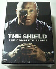 THE SHIELD (Complete Series) Season 1, 2, 3, 4, 5, 6 & 7 - DVD BRAND NEW