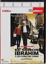 Cine Público: EL SEÑOR IBRAHIM Y LAS FLORES DEL CORÁN. Edición de diarios.
