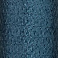 1 METRE OCEAN BLUE METALLIC WIRE MESH RIBBON FROM MENONI ITALY, LIKE WIRELACE