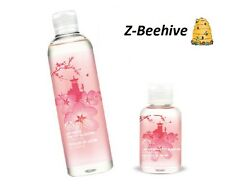 2 pc The Body Shop Japanese Cherry Blossom Shower Gel 8.4 fl + 2.0 oz. Duo