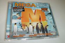 MEGA HITS 2007 DIE ERSTE / 2 CD'S MIT SARAH CONNOR - SIDO - BUSHIDO - REAMONN