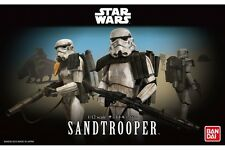 Star Wars Plastic Model Kit 1/12 SANDTROOPER Bandai Japan NEW **