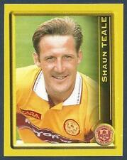 PANINI SCOTTISH PREMIER LEAGUE 2000- #322-MOTHERWELL-SHAUN TEALE