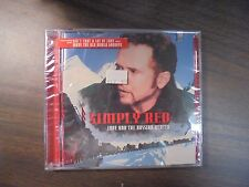 "NEW SEALED CD   ""Simply Red"" Love & The Russian Winter  (G)"