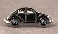 Metal Enamel Pin Badge Brooch Vee Dub V.W. Beetle Bug Herbie Car Black Blue Red