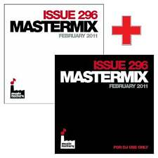 Mastermix Issue 296 Twin DJ CD Set inc Mixes ft Bon Jovi The Ballads Megamix