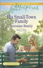 His Small-Town Family (Home to Dover), Beatty, Lorraine, Good Book
