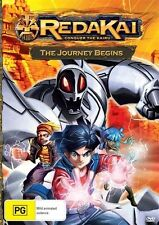 Redakai - The Journey Begins (DVD, 2012)