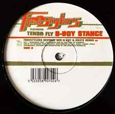 """FREESTYLERS FT TENOR FLY - B-Boy Stance (12"""") (VG-/NM)"""