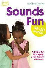 Sounds Fun (30-50 Months),Featherstone, Sally, Wall, Su, Beswick, Clare,New Book