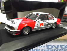 Bmw m 635 CSI e24 racing macao 1985 #1 berger mar bor o transformación based pma 1:43