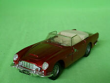DINKY TOYS 110 ASTON MARTIN DB5 CONVERTIBLE  RARE SELTEN IN EXCELLENT CONDITION