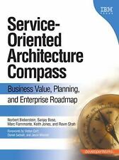Service-Oriented Architecture (SOA) Compass: Business Value, Planning, and Enter