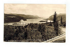 VISTA HOUSE - Oregon to Pasadena California 1934 - COLUMBIA RIVER Crown Point