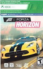 Forza Horizon FULL GAME (Xbox 360, Racing, Video Game Live DLC) Email Delivery