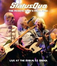 The Frantic Four's Final Fling-Live At The Dublin O2 Arena (Doppel-CD) - CD