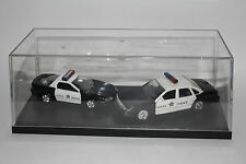 ROAD CHAMPS POLICE, OREGON STATE POLICE CHEVY CAMARO & FORD CROWN VICTORIA, 1:43