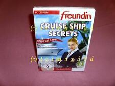 PC _Cruise Ship Secrets _Wimmelbild-Spiel _Neuware in Folie _1000 Spiele im SHOP