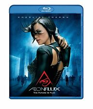AEON FLUX (2005 Charlize Theron) -  Blu Ray - Sealed Region free for UK