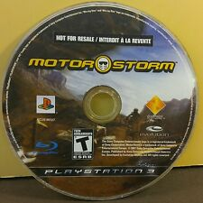 MOTOR STORM (PS3) USED AND REFURBISHED (DISC ONLY) #10926