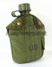 US Military Vietnam Dated 1975 1 QUART CANTEEN COVER 1QT OD POUCH USGI VGC