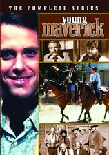 YOUNG MAVERICK : THE COMPLETE SERIES - Region Free DVD - Sealed  (08/03/16)