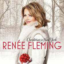 RENéE FLEMING - CHRISTMAS IN NEW YORK - CD - Sealed