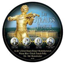 Die Strauss Familie - Johann Strauss, Eduard Strauss, Josef Strauss, J.S. Vater