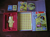 Spongebob Squarepants Fact or Fishy DVD TV Game - Trivia with Attitude