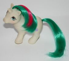 Mein kleines Pony German Baby Gusty Springinsfeld My little G1 208 Horn Blatt